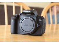 Canon 700D - Like New!