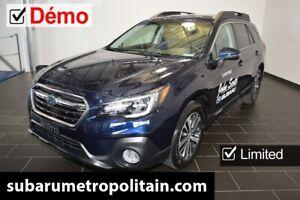 2018 Subaru Outback Limited