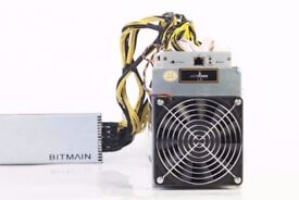 BRAND NEW Bitmain Antminer D3 19.3GH/s X11 Dashcoin Miner Including APW3++ INCLUDING Power supply