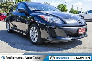 2013 Mazda MAZDA3 GS-SKY|BLUETOOTH|CRUISE CTRL|HTD SEATS|ALLOYS|