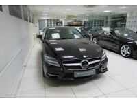 MERCEDES-BENZ CLS 3.0 CLS350 CDI BlueEFFICIENCY AMG Sport Shooting Brake 7G-Tronic Plus 5dr 2014
