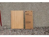 Kitchen Cabinet Doors by B&Q in Cherry - New & Unused