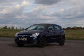 Vauxhall Astra Club --- 1.4 Petrol (89bhp) --- 2007