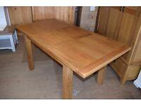 Lyon Oak Dinning Table