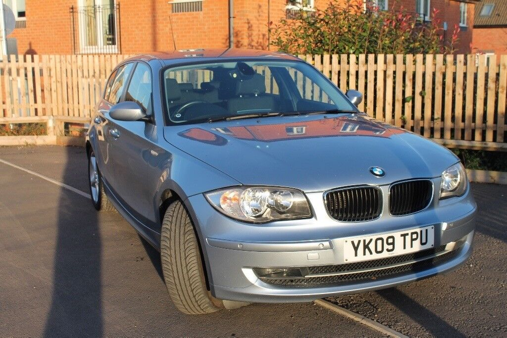 BMW 118SE Low Milage Immaculate with loads of extras bag a bargain £30 Tax 68mpg