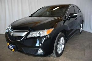2013 Acura RDX AWD WITH LEATHER & MOONROOF