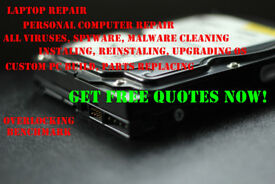Belfast PC Clinic, Virus cleaning, OS upgrade, Hardware upgrades, Custom Builds, Computer repairs