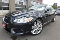 2011 Jaguar XF R, Supercharged, Navigation, Rear Camera