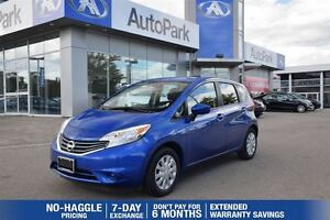 2015 Nissan Versa Note SV/BLUETOOTH/REARVIEW CAMERA/CRUISE