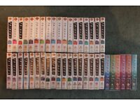 FRIENDS SERIES 1 -7 COMPLETE - 42 x VHS VIDEOS.