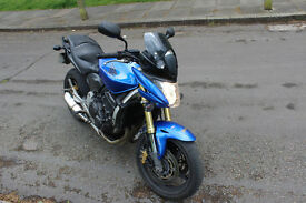 Honda Hornet Blue CB600F, FA-8 ABS . 36K on clock one prev. owner