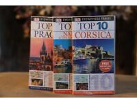 Top 10 eyewitness travel guides: Prague, Corsica Naples and the Amalfi Coast