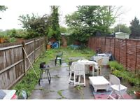 4 Bedroom house with private garden to rent in NW11
