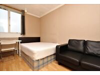 ROOM WITH SOFA IN STEPNEY WAY AVAILABLE FROM OCTOBER
