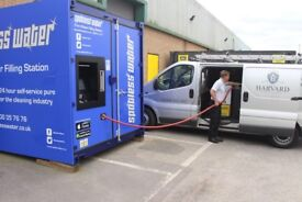 Water Fed Pole, Window Cleaning, Pure Water Filling Station - Bournemouth!