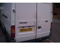 Ford Transit - long wheel - high roof