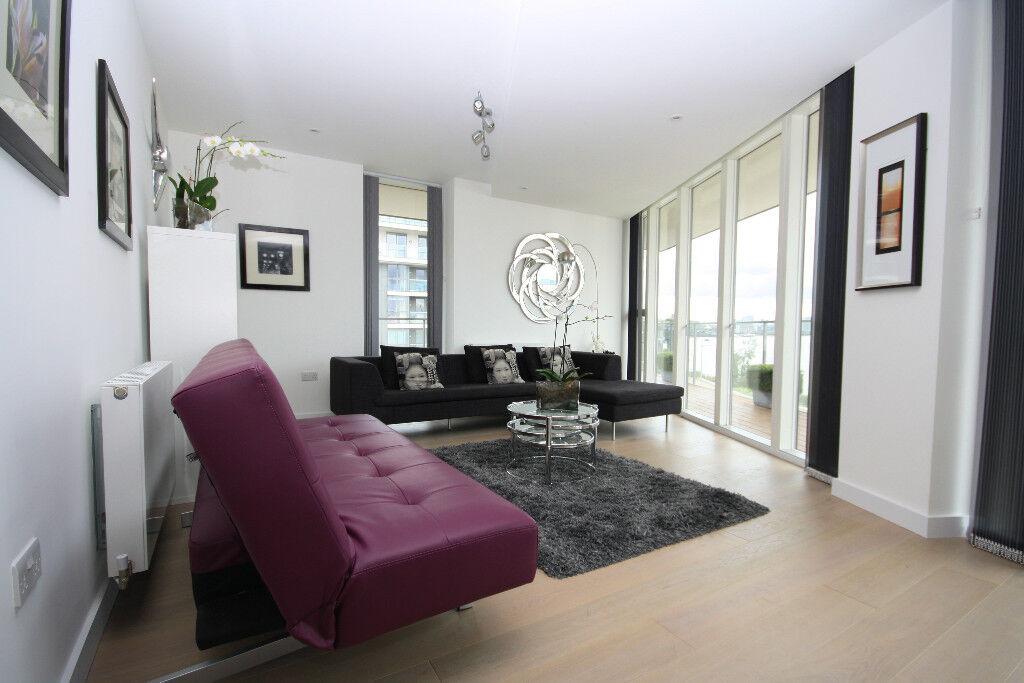 luxurious 3 bedroom dual aspect apartment set on