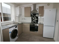NEW BUILD & nicely decorated with modern appliances 2 bedroom flat in E1