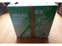 Lan Cable CAT6E Performance Improved Cabling