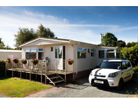 Country Retreat 2 Bed Lodge on Llwyn Celyn Holiday Home Park, Mid Wales