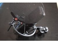 Condenser Mic and Stand