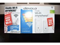 Devolo,dlan 500 AV Wireless + Starter Kit plus dlan 500 WiFi adapter