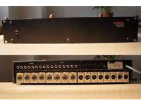 Fostex 5030 8 Channel Line Converter / Line Amplifier Reel to Reel Tape