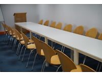 Meeting and training and classroom Hire in bow