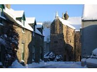 Christmas Hogmanay Holiday Cottages Available
