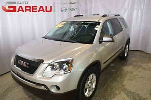 2011 GMC ACADIA 4WD AWD- SLE - 8 PASSAGERS