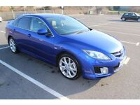 Mazda 6, 2.0 d sport, 140 BHP, NEW MOT, manual
