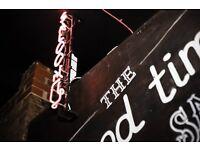 Experienced Bar Supervisor for late night Islington bar