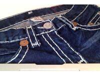 True Religion Jeans - 100% - Authentic