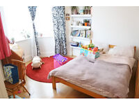 Fantastic ground floor flat with a private garden opposite Priory Park