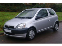 2000 Toyota Yaris 1.0 16v ***Only 70,000 Miles & 6 Months MOT***