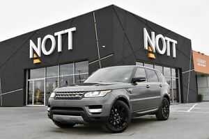 2014 Land Rover Range Rover Sport HSE, SUPERCHARGED, Nav, Pano R