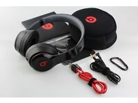 Dr Dre Beats SOLO2 Wireless Headphones - Black NEW