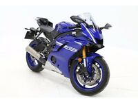 October EXTRAVAGANZA 2017 Yamaha YZF R6 --- PRICE REDUCED!!!