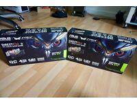 Asus Strix GTX 970 x2 (SLI)
