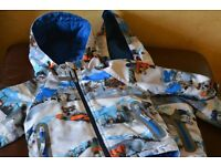 Coats-Twin boys baby clothes
