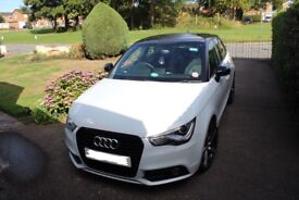AUDI A1 1.4 TFSI Amplified Edition 5dr hatchback with contrast roofing