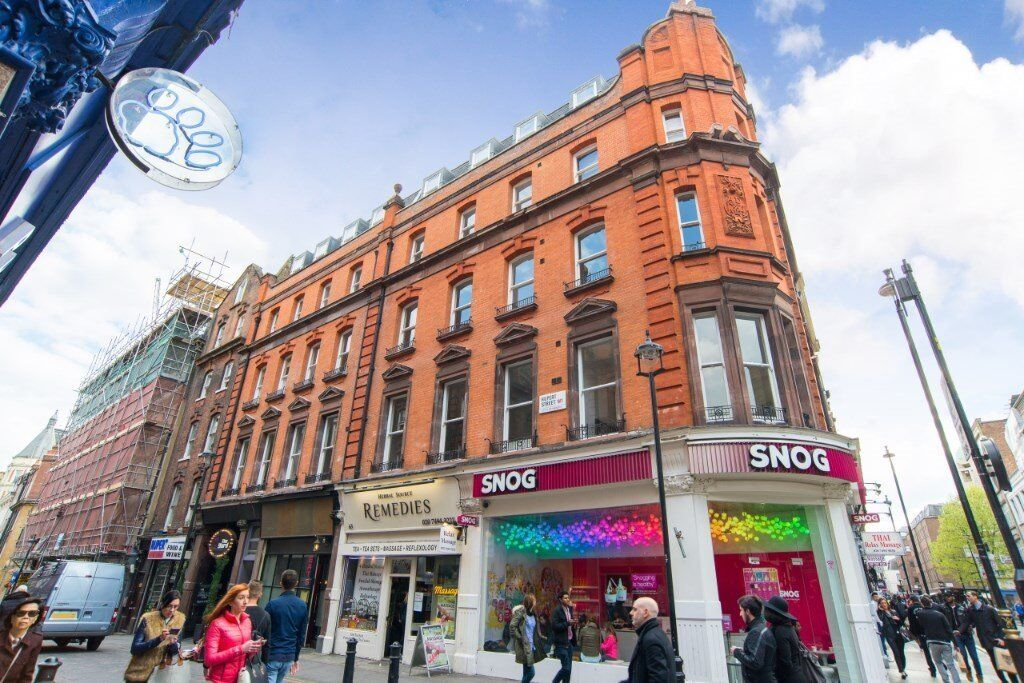 DESIGNER FURNISHED LUXURY MODERN 1 BEDROOM APARTMENT IN SOHO PICADILLY CIRCUS LEICESTER SQUARE 425pw
