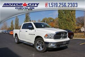 2012 Ram 1500 SLT Big Horn Bluetooth Kenwood Stereo