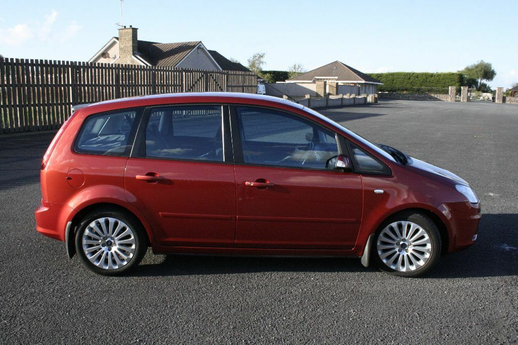 2008 ford focus c max titanium 1 8 tdci 115 in portadown. Black Bedroom Furniture Sets. Home Design Ideas