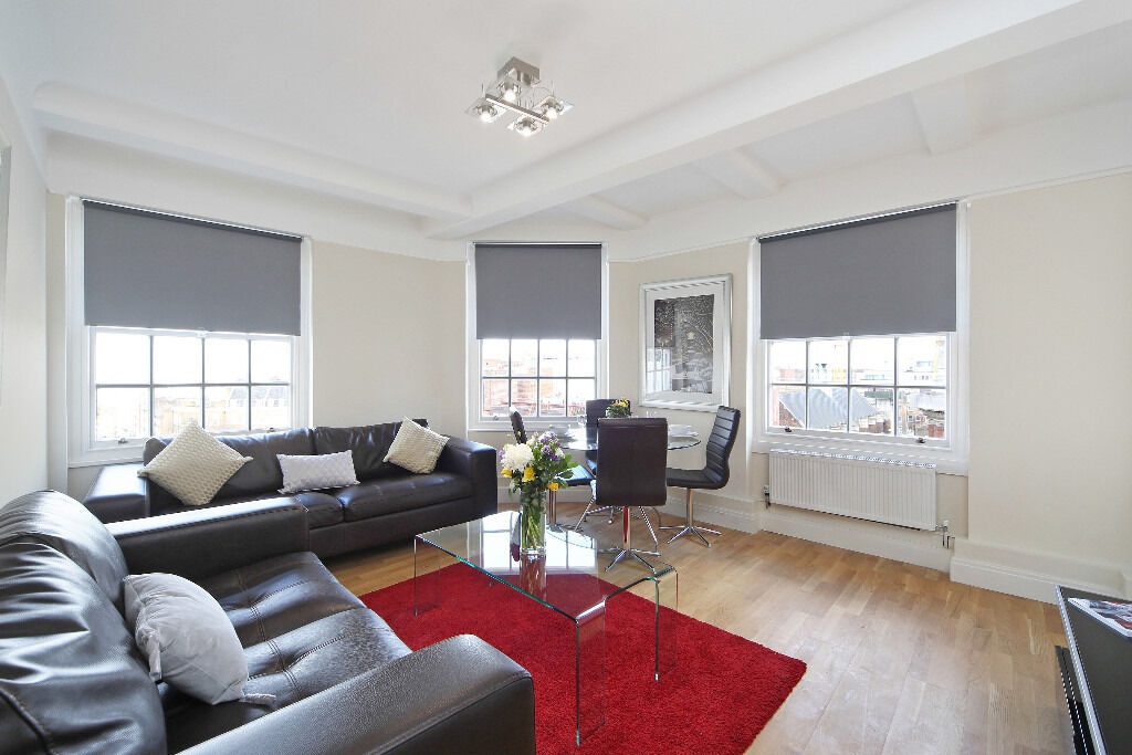 MODERN THREE BED TWO BATH FLAT IN MARBLE ARCH *** PORTERED BLOCK WITH LIFT ***