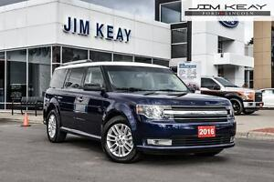 2016 Ford Flex FLEX SEL FWD W/RATES AS LOW AS 0%, FORD EXECUTIVE