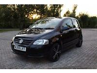Volkswagen FOX | 1.2L | Black | Performs / Looks Perfect!