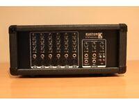Kustom KPM 6160 ASAP Powered Mixer