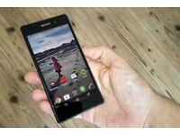 Sony Xperia Z2 16GB Black Unlocked Excellent Condition