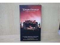 David Gilmour (Pink Floyd) - Live in Gdansk. 3cd + 2dvd Box Set Special Edition.